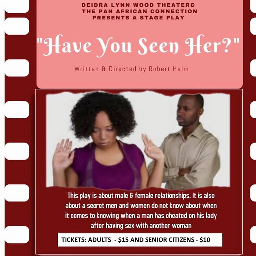 Have You Seen Her', Play on Male Female Relationships
