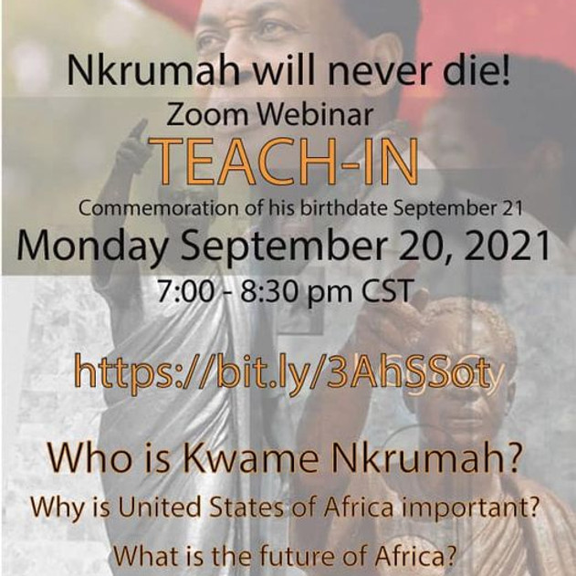 Kwame Nkrumah Birthday Tribute