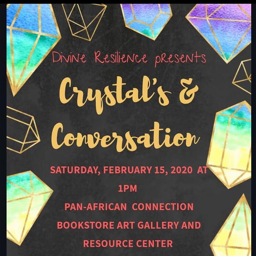 Crystals and Conversation: The Healing Essence Of Crystals