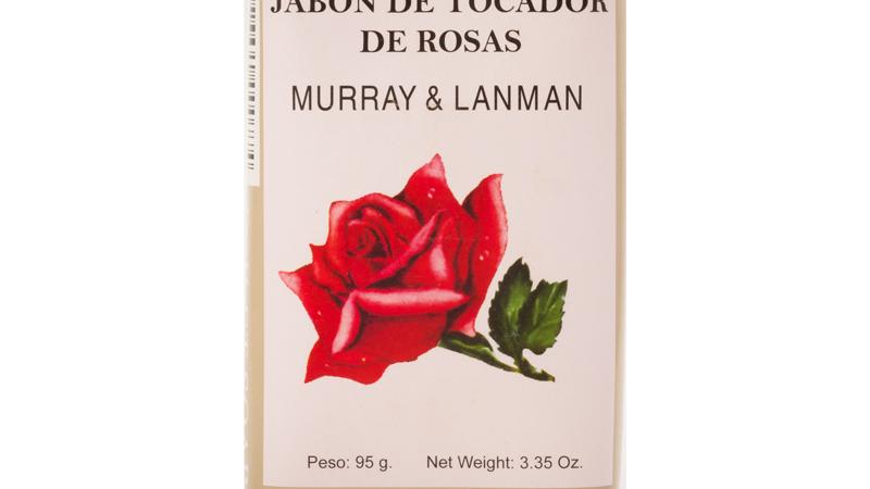 ROSE SOAP 3.3 OZ