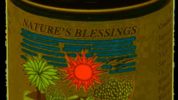 Nature's Blessings Hair Pomade 4 oz