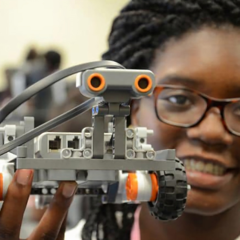 Calling all future Engineers, It's LEGO Time