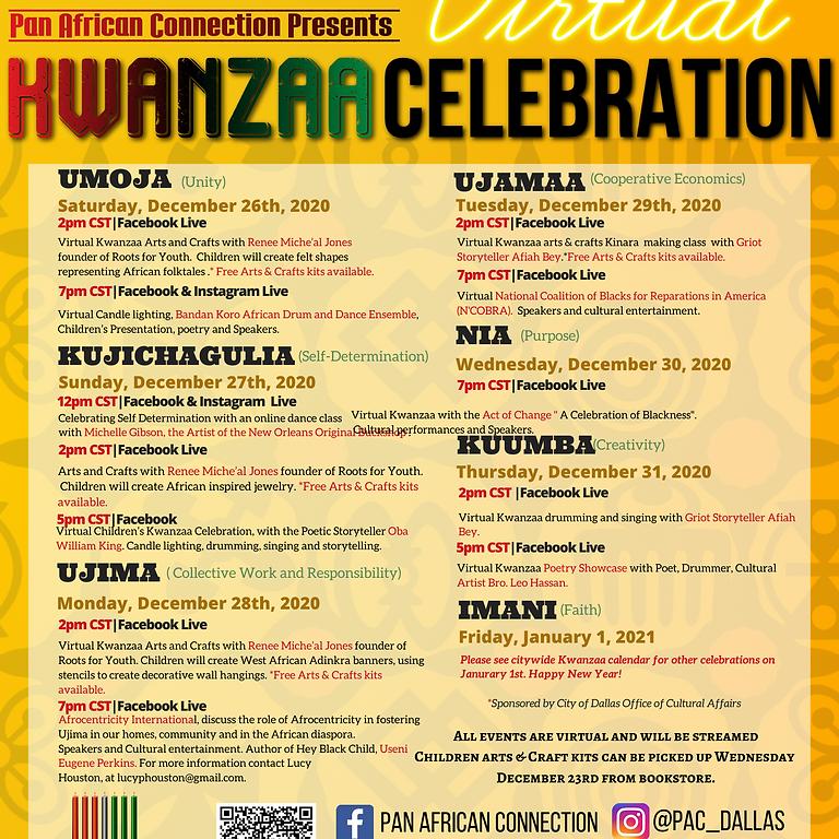 2021 Dallas Kwanzaa Celebrations