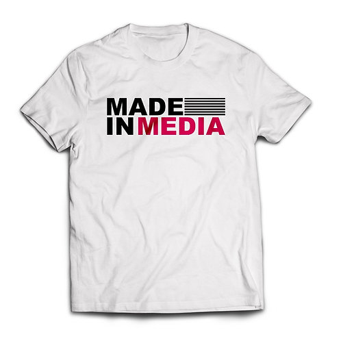 Made in Media Tee