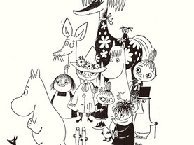 MOOMIN THE ART AND THE STORY
