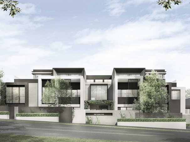 Toorak Road Residences