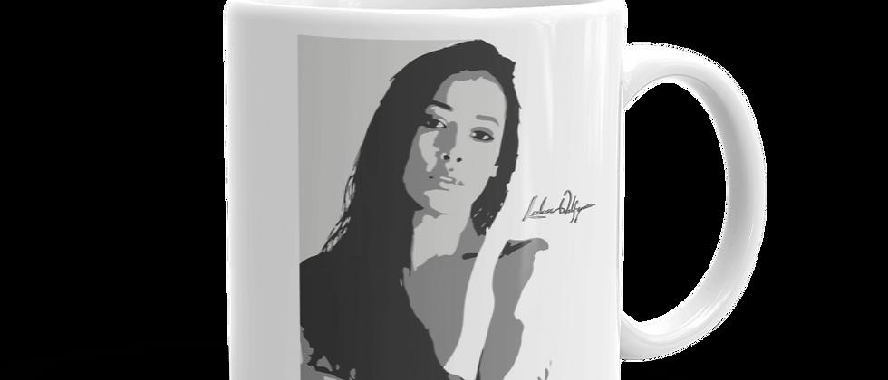 """""""LEILANI SIGNATURE"""" Mug"""