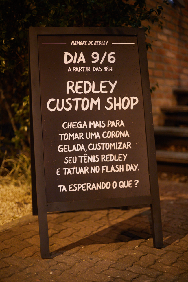 Cavalete Redley