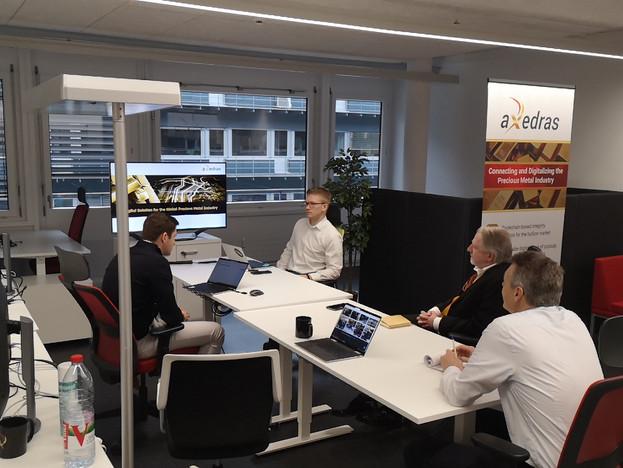 aXedras Workshop
