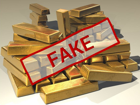 Counterfeiting Gold Products is a Global Challenge