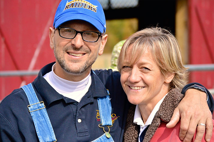 Barb & Frank Rossi