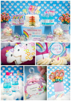 Rainbow-Unicorn-Birthday-Party