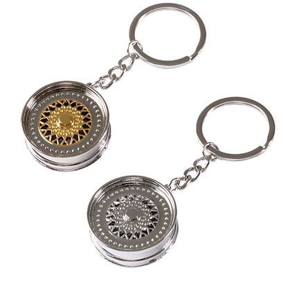 RS Wheel Keychain
