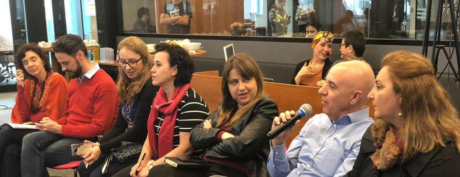 Participantes Fórum