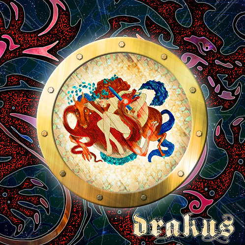 Drakus (2x CDs with 20 page booklet)