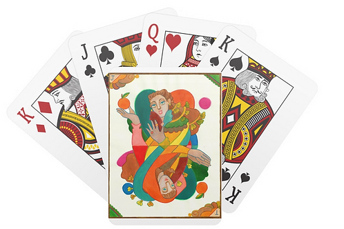 Joker & Thief Playing Cards