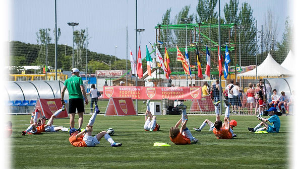 Barcelona Football Festival