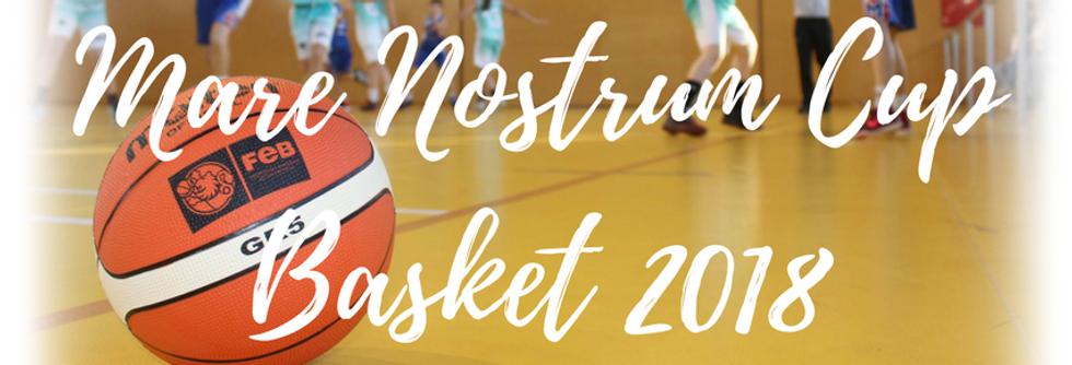 Mare Nostrum Cup Basket 2018