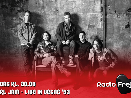 Pearl Jam live in concert d. 15. Maj