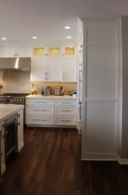 Transitional Townhome