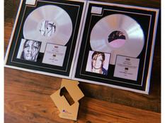 1 million sales on 'Take Me Home'!