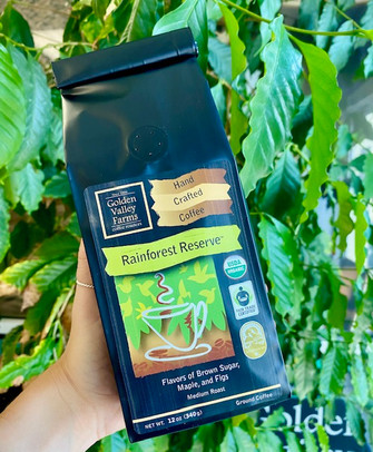 Golden Valley Farms Coffee