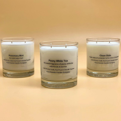 Pure Scent Candles