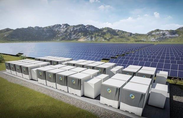 Commercial Solar + Storage Assessment