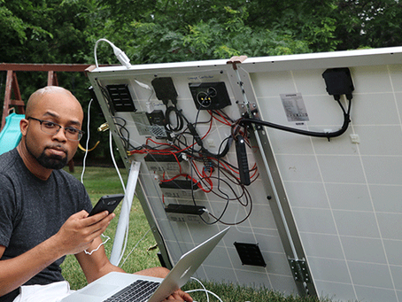 Meet the Man Bringing Cheap Renewable Energy to His Hometown
