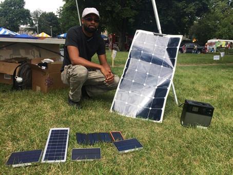 Soulardarity, RCI Partner to Light up Highland Park