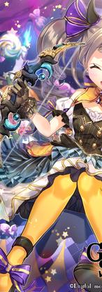 暮夜を彩る聖弓士イルーナ