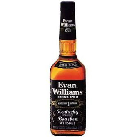 Evan Williams Whiskey (750mL)