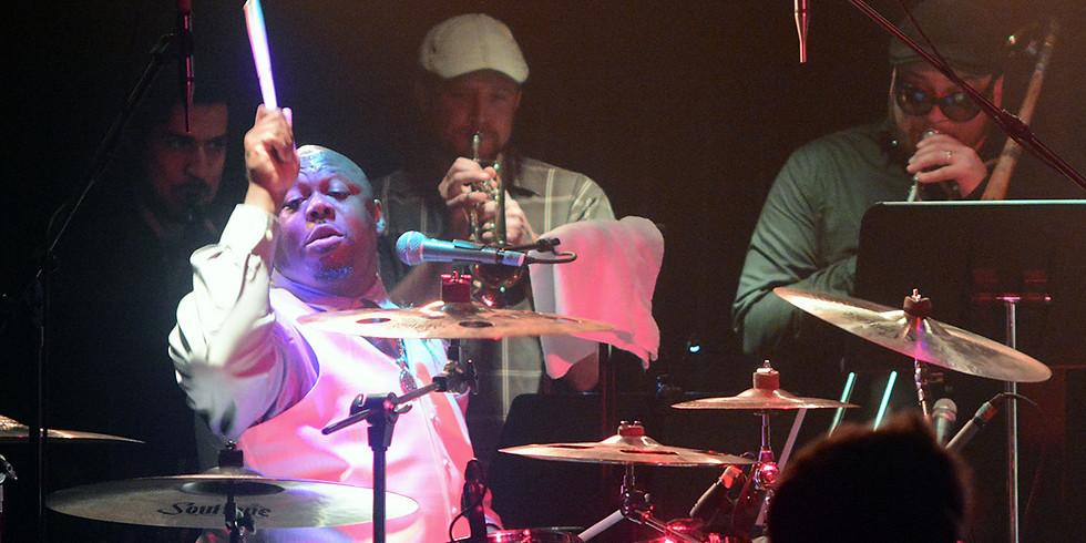 Cliff Porter w/The Full Blast Band