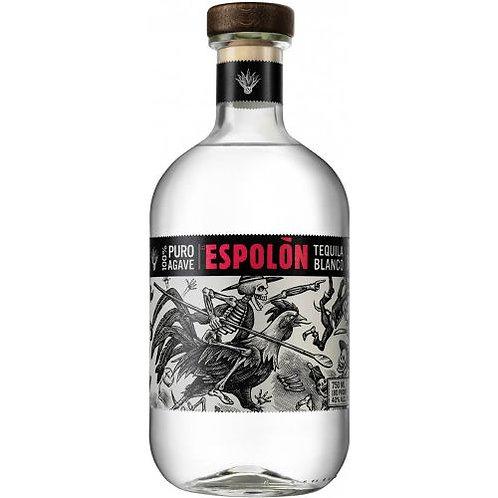 Espalon Blanco Tequila (1L)
