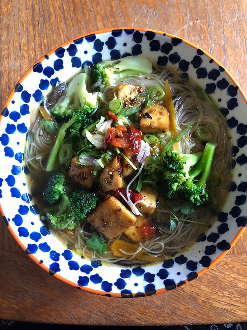 Broth bundle for two