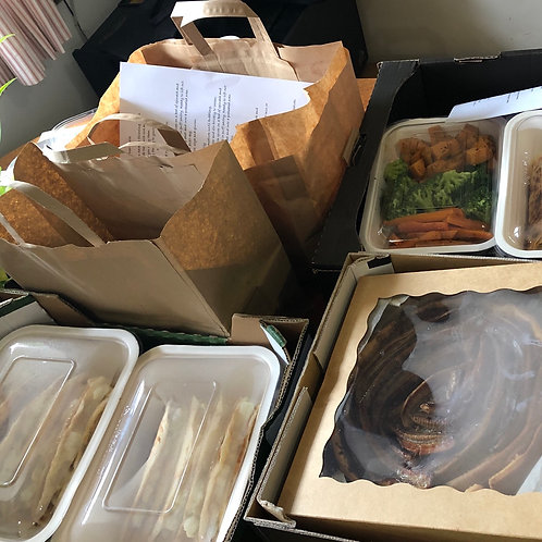 5 x meals for 2 POTLUCK