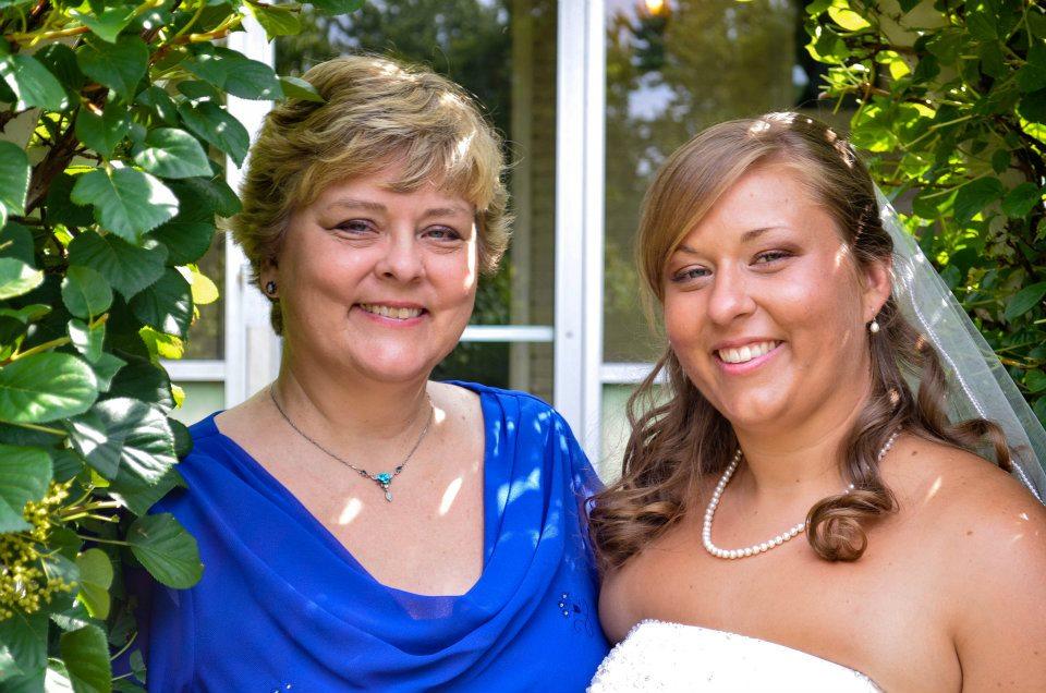 Linda Glenn bride