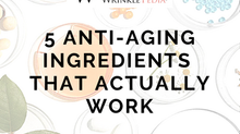 Trending Anti-Aging Ingredients that Actually Work