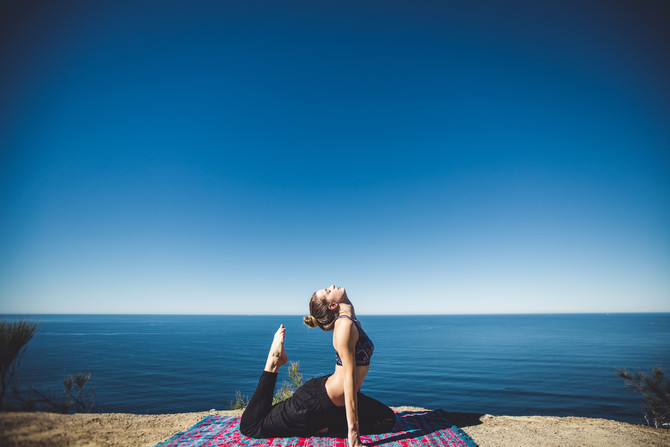 Practicing Yoga Has Major Anti-Aging Benefits
