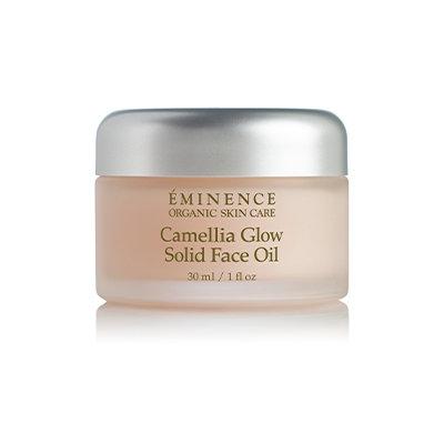 E- Camellia Glow Solid Face Oil  1 fl.