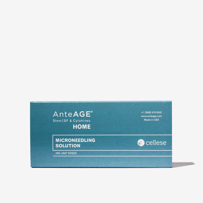 AnteAGE- Home Microneedling Solution Kit