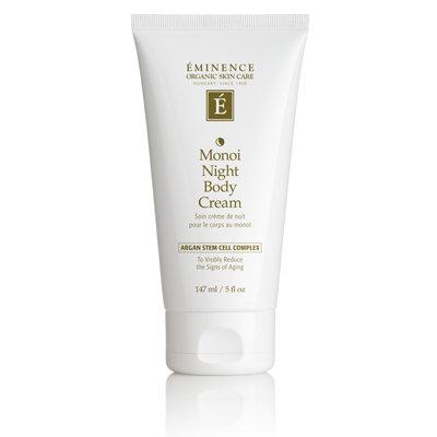 E- Monoi Night Body Cream  5 oz