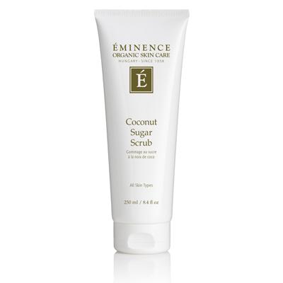 E- Coconut Sugar Scrub 8.4 oz