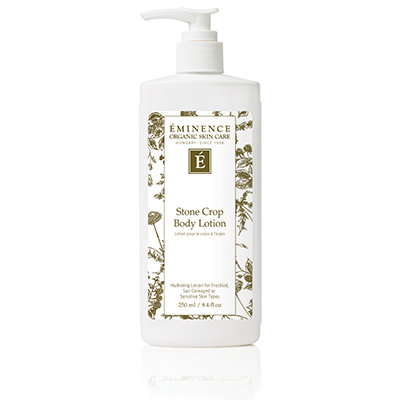 E- Stone Crop Body Lotion  8 oz