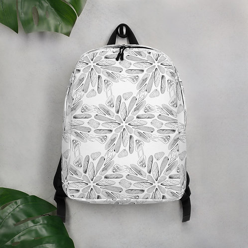 Insect Wing Mandala Backpack