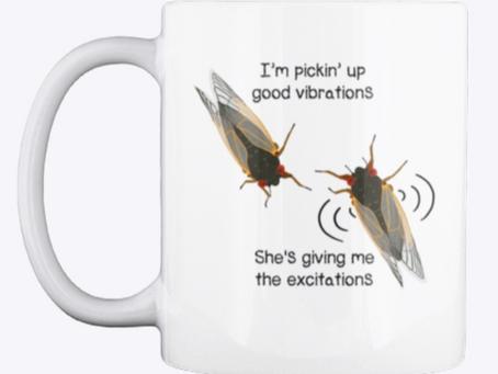 New Periodical Cicada Design