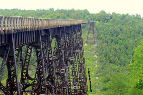 Kinzua Bridge, Mount Jewett, PA