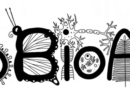 New #CoBioArt Post - Color the CoBioArt Logo
