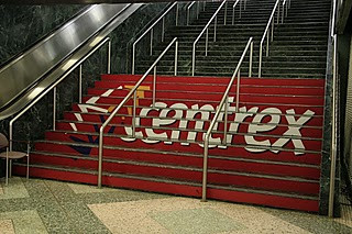 Centrex - trade show.