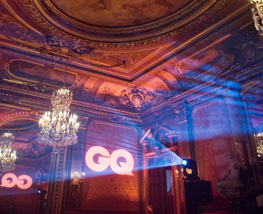 GQ Lauching France